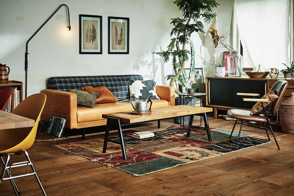 関家具オリジナル家具ブランド、クラッシュプロジェクトイメージ写真