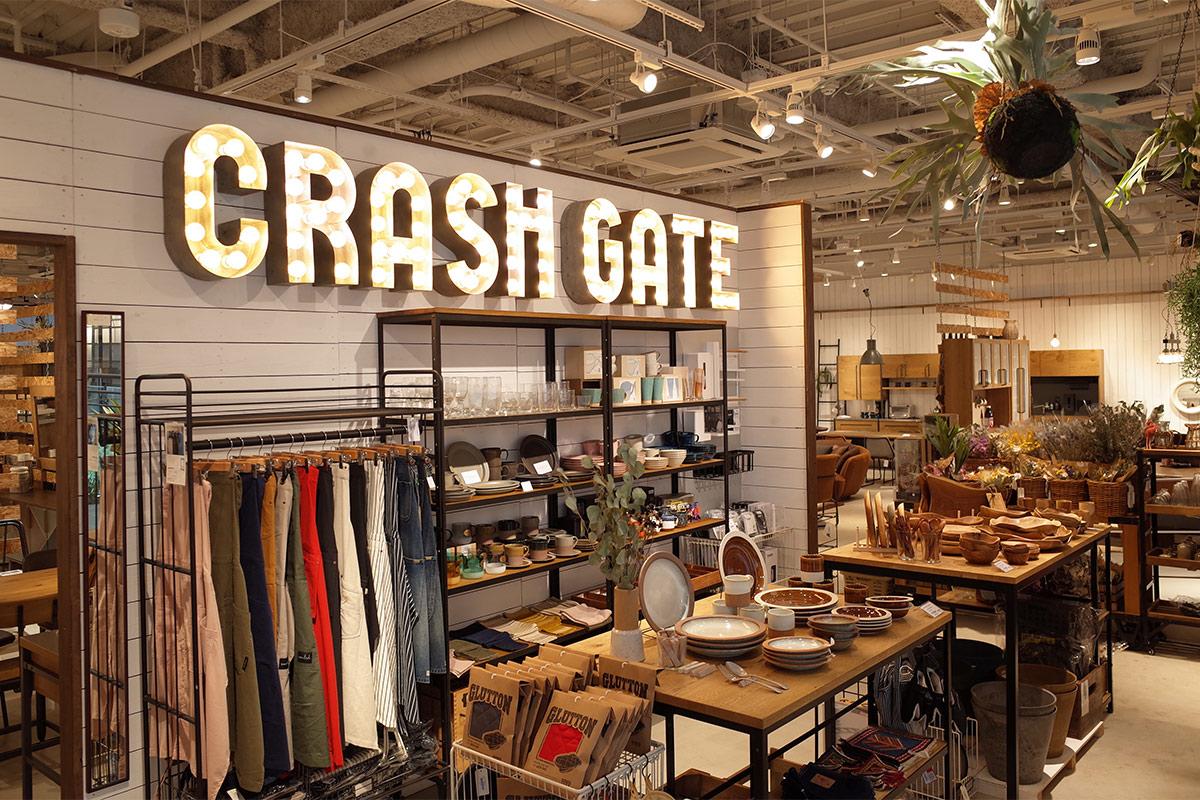 CRASHGATE福岡×関家具ショールーム店内写真1