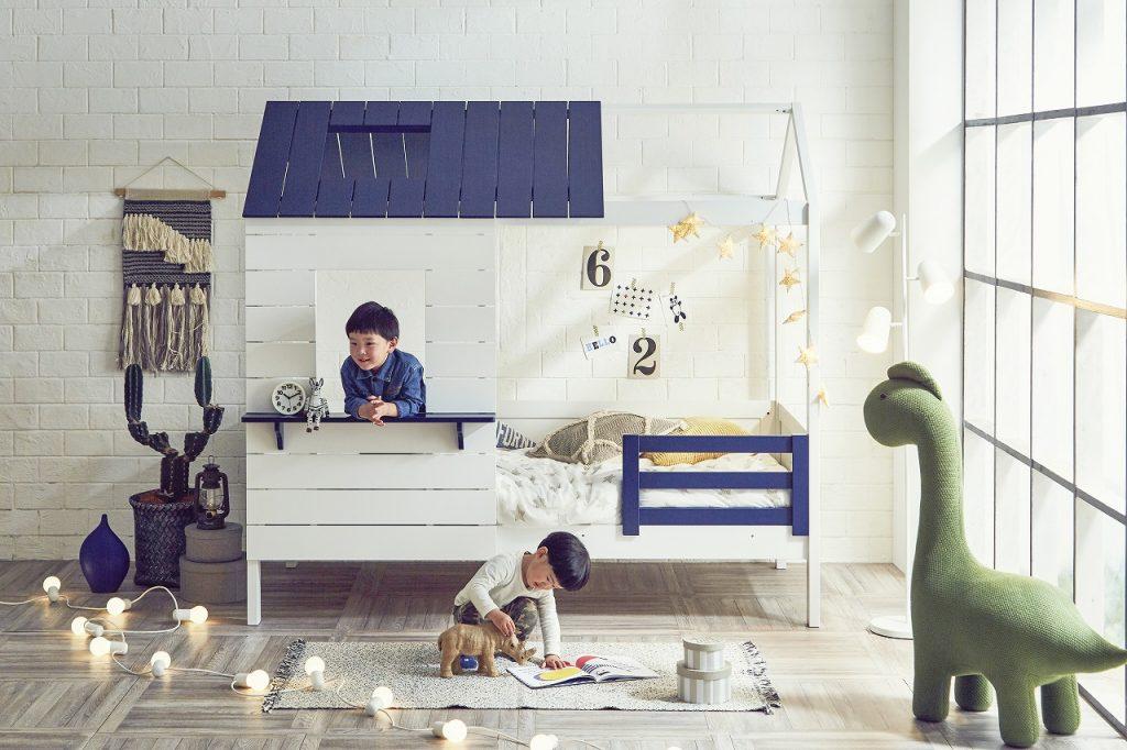 シングルベッド プティ・アパートのイメージ写真